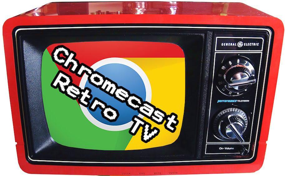 Видеоблоггер интегрировал Chromecast в телевизор 1978 года