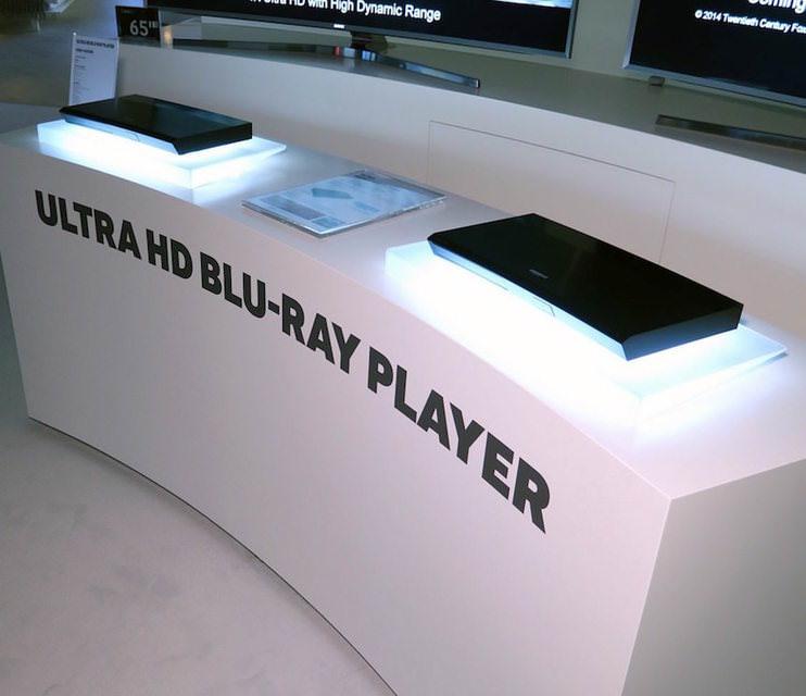 UHD Blu-ray плееров Samsung не хватает для старта продаж в Европе