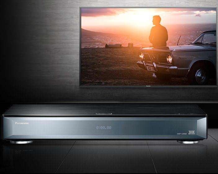 4K Blu-ray плеер Panasonic UB900 получил сертификат Ultra HD Premium