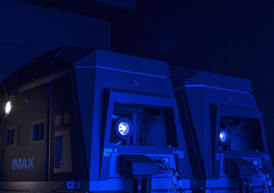 «Формула Кино» построила первый в России зал IMAX с лазерными проекторами