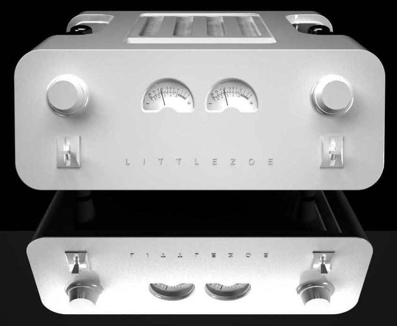 LittleZoe: концепт лампового усилителя нового поколения