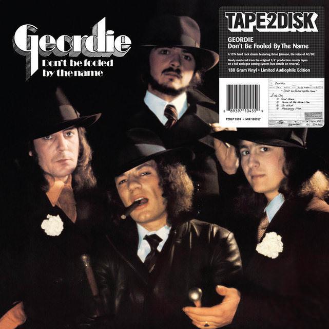 Geordie «Don't Be Fooled By The Name»: первая полностью аналоговая пластинка издательства «Мирумир»