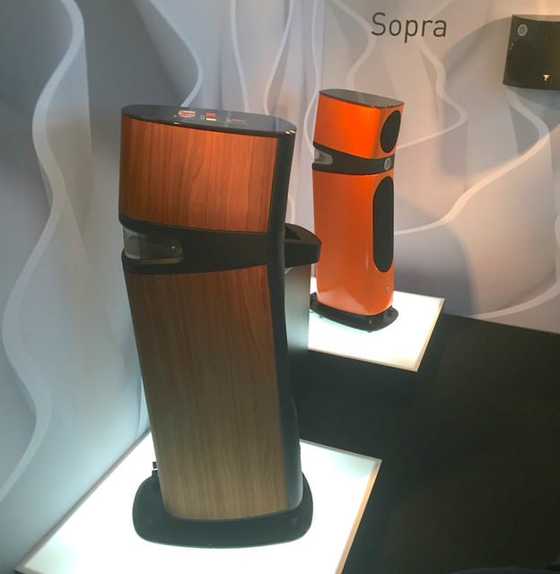Focal на выставке Munich High End 2016 показала акустику Sopra No. 3