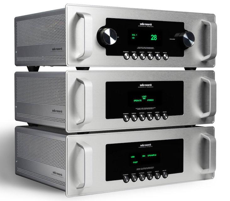 Audio Research представила серию ламповых компонентов Foundation