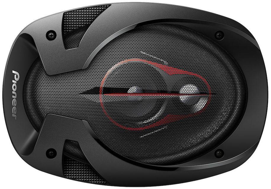 Pioneer применила технологии верхних моделей автомобильной акустики в бюджетных коаксиальных динамиках TS-R6951S