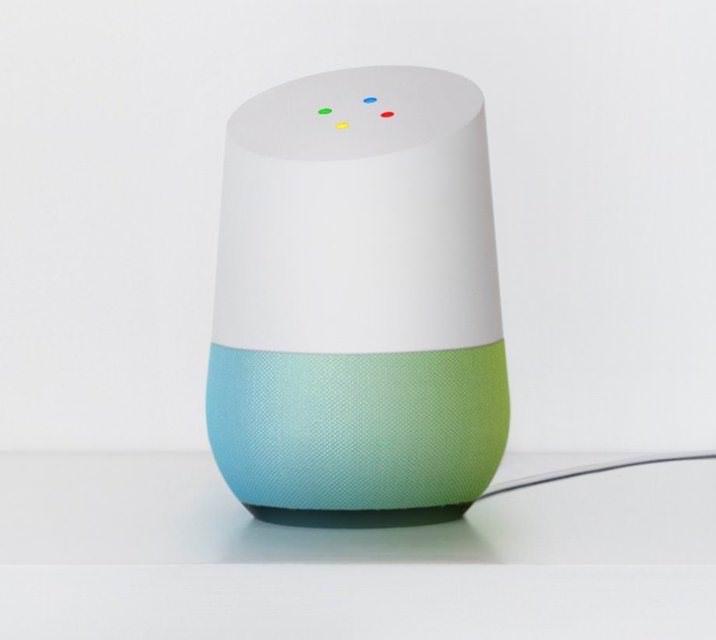 Google представила голосового помощника по дому Home
