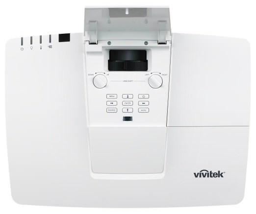 Vivitek дополнила серию инсталляционных проекторов D3000 моделью DH3331 с разрешеним Full HD
