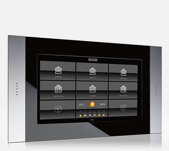 Jung выпустила интерфейс управления системами «умного» дома Jung Launcher