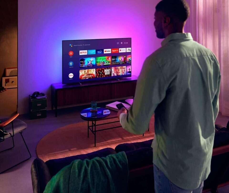 Philips выпустила серию бюджетных OLED-телевизоров 705 с ценами от 1 100 евро