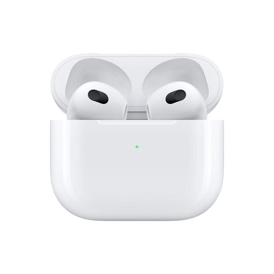 Наушники Apple AirPods 3: пространственное аудио с отслеживанием движений головы и новый дизайн
