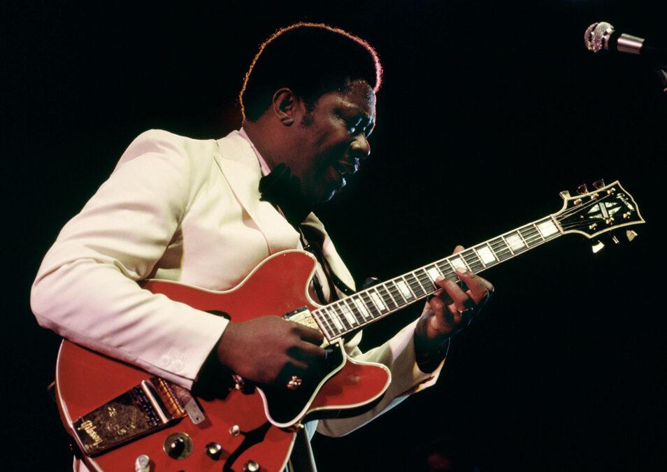 Полуакустическую гитару Epiphone B.B. King Lucille покажут в октябре