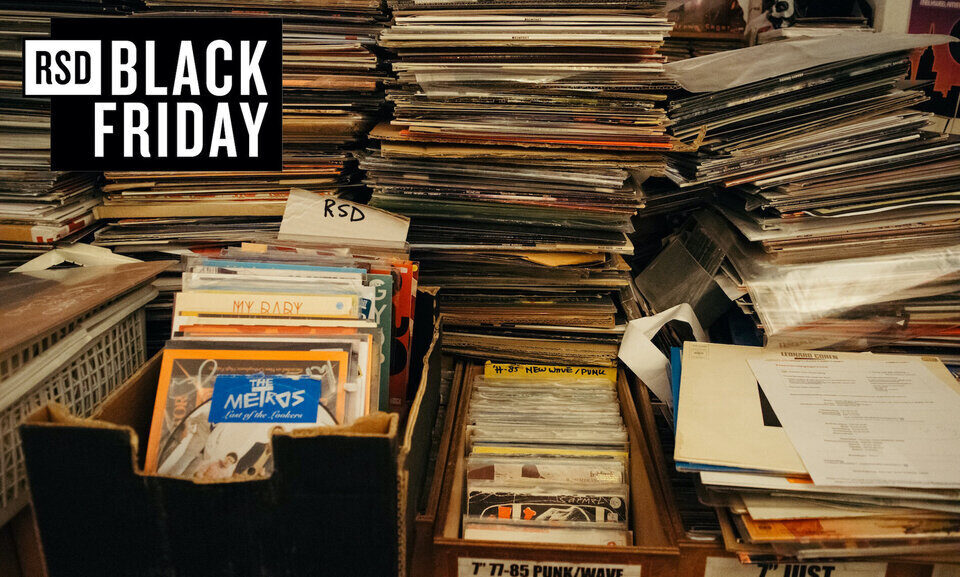 Record Store Day опубликовал список релизов ежегодной «Черной пятницы»