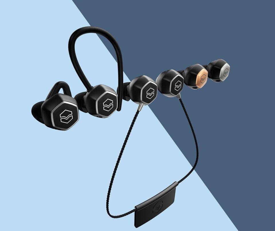 V-Moda представила TWS-наушники Hexamove с опциональным нашейным шнуром-держателем