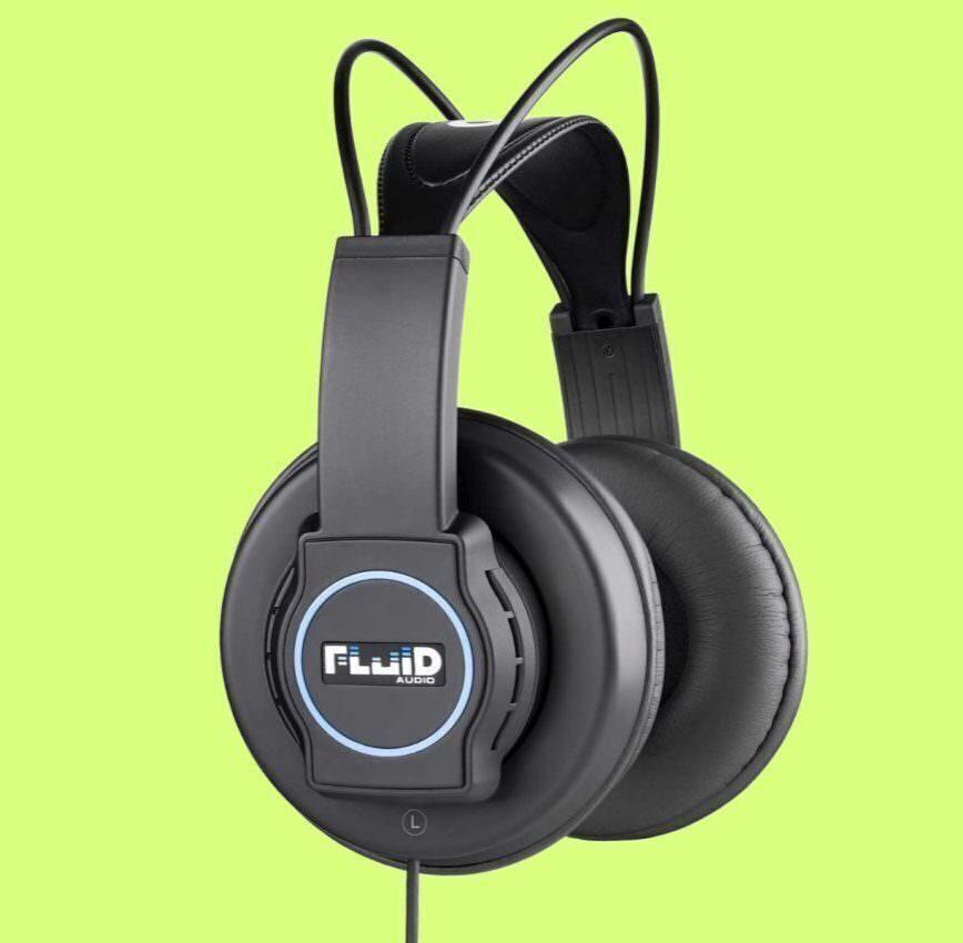 Профессиональная система Fluid Audio Focus: полноразмерные наушники и виртуальная студия dSONIQ Realphones