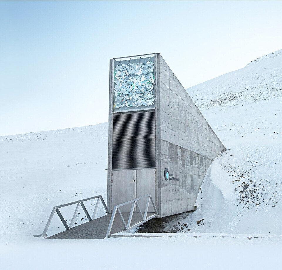 Elire Management начала строить музыкальное хранилище Судного дня на Шпицбергене