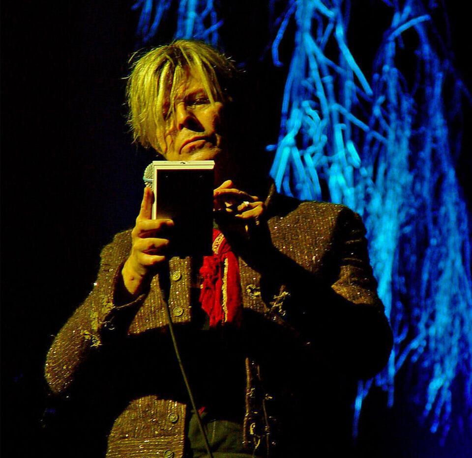 Cтилофон Dubreq Bowie Edition: инструмент из «Space Oddity»