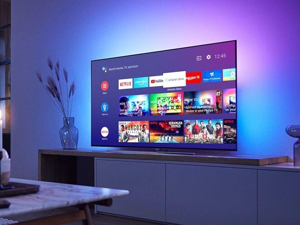 ОС Android TV 12 наконец-то получит интерфейс в 4К и автопереключение частоты обновления