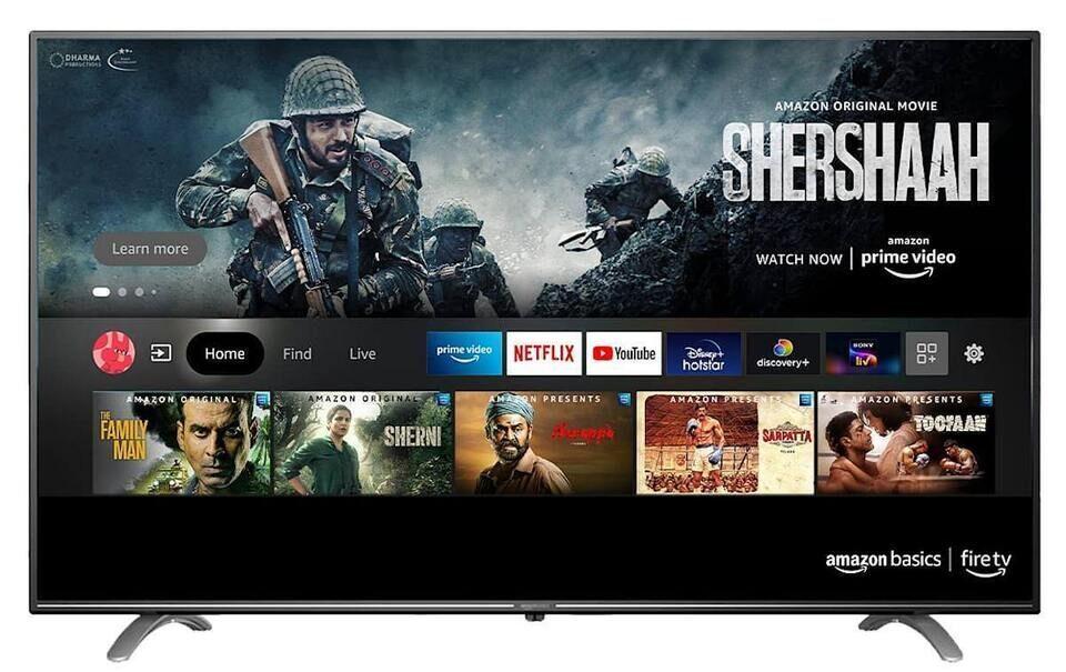 Слухи: Amazon выпустит собственный телевизор уже в октябре