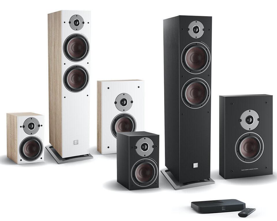 Hi-Fi & High End Show 2021: активные DALI и новые комбайны Cambridge Audio