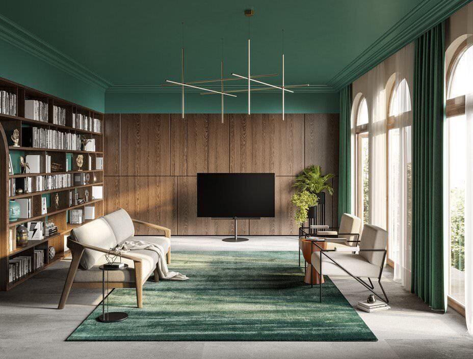 Loewe выпустила «бюджетную» серию OLED-телевизоров Bild i