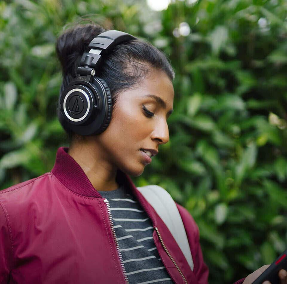 Обновленные Bluetooth-наушники Audio-Technica M50xBT2: подключение к нескольким источникам и дополнительные кодеки