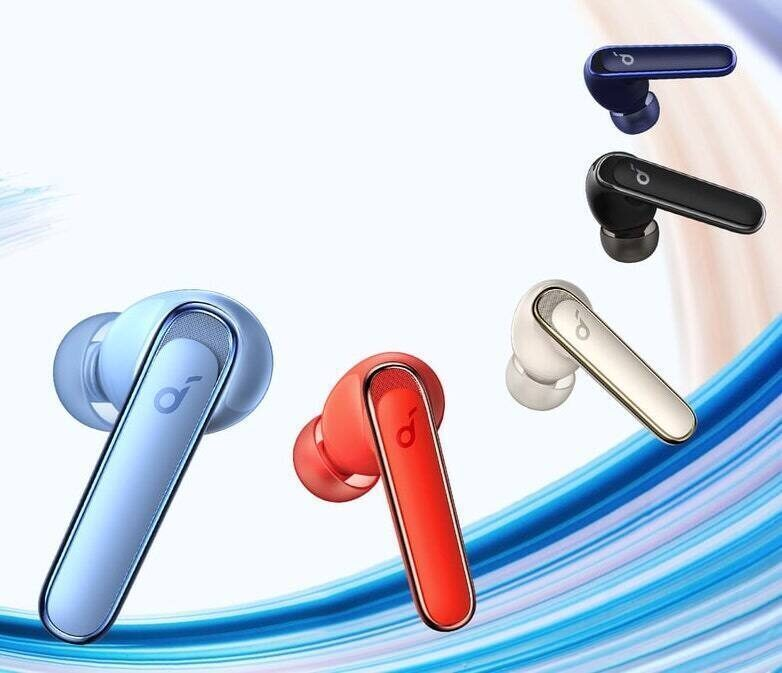 Внутриканальники Soundcore Life P3: три режима шумоподавления и шесть микрофонов