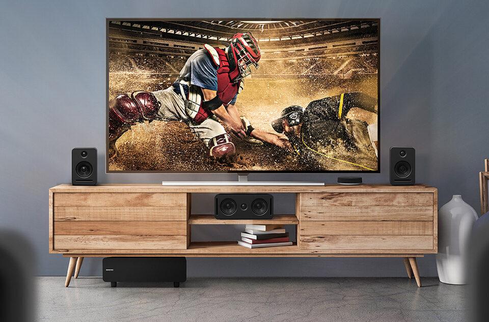 Onkyo Sound Sphere: беспроводная система домашнего кинотеатра на базе WiSA SoundSend