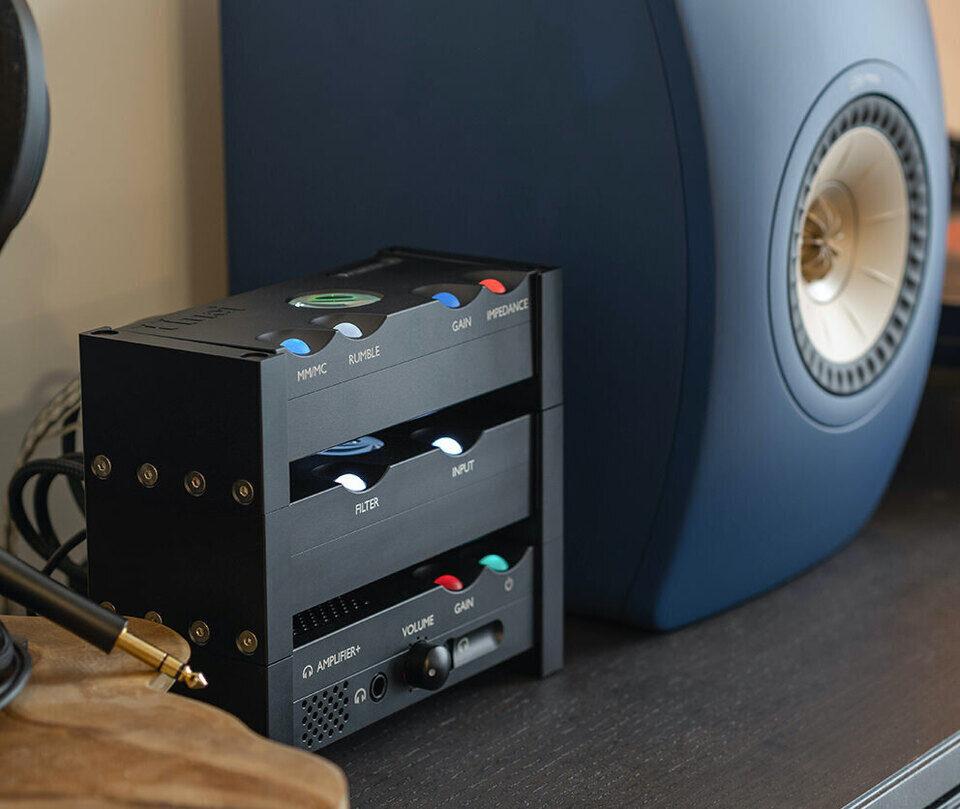 Chord Electronics представила настольный интегральник Anni в серии Qutest