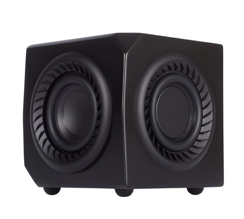 Lithe Audio представила микро-сабвуфер с ребром корпуса 17 см