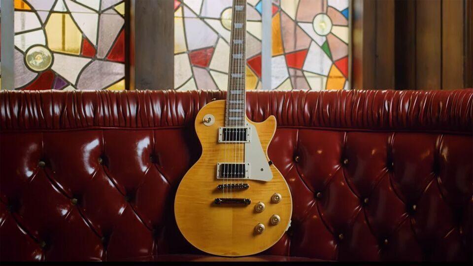 Epiphone Lazarus: доступная реплика уникального Gibson Les Paul из коллекции Джо Бонамасса
