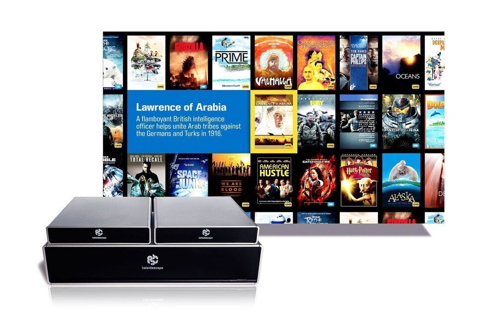Покупатели систем Kaleidescape и Trinnov получат бесплатные подборки фильмов в 4K HDR