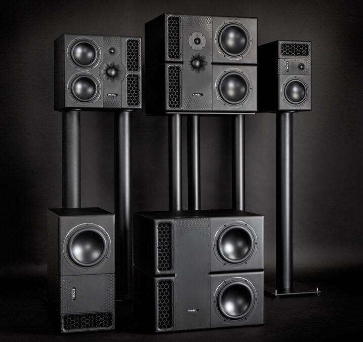 Обновленное поколение студийных мониторов PMC: низкочастотная технология ATL с интерфейсом Soundalign