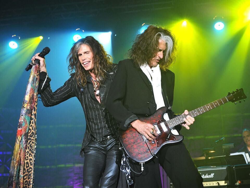 Со следующего года Universal Music Group станет правообладателем всего творчества группы Aerosmith