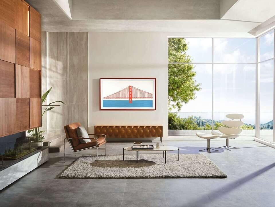 Samsung анонсировала часть QLED-телевизоров 2021 модельного года
