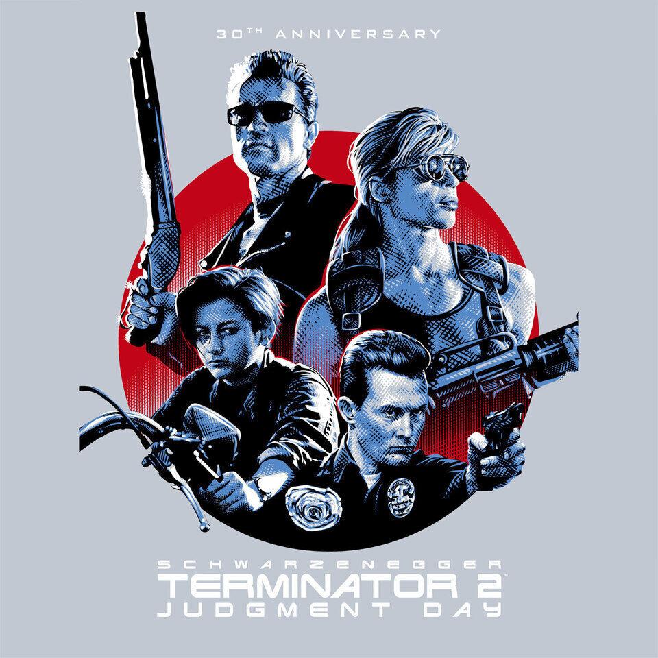 В юбилейное издание «Терминатор 2: Судный день» войдет саундтрек на двойном виниле