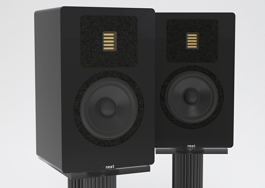 В честь 30-летия Neat Acoustics выпустила обновленную версию полочников Petite