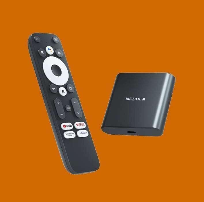 Android TV от Anker под суббрендом Nebula: стриминг-донгл с Chromecast и Google Assistant