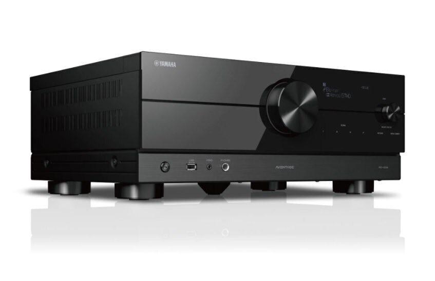 Yamaha расширила линейку ресиверов Aventage моделями с поддержкой 8K HDR и Dolby Atmos