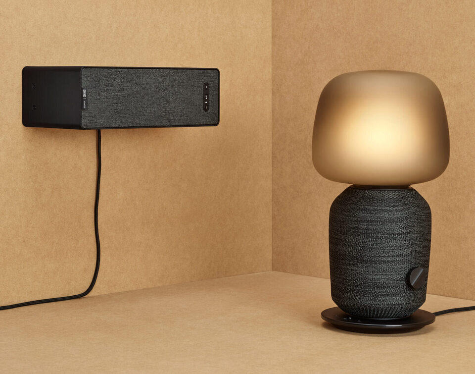 Слухи: очередное поколение колонок Symfonisk от Sonos и IKEA будет представлено в июне