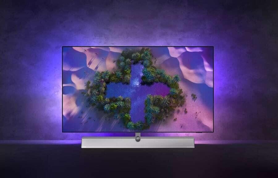 Philips выпустила флагманскую серию телевизоров OLED+