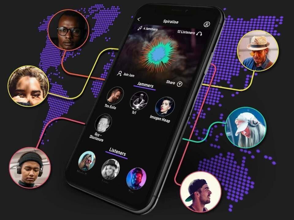 Разработчики приложения Endlesss начали собирать деньги на создание глобальной онлайн-платформы для музыкантов