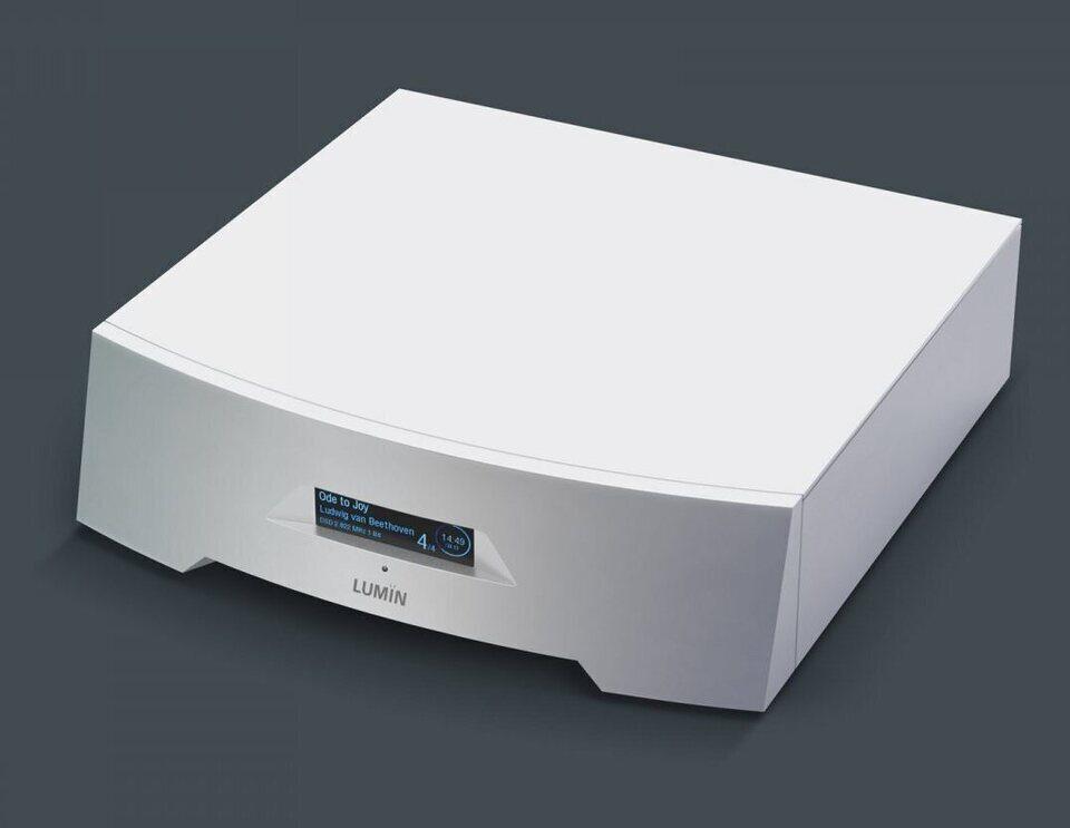 Стример-ЦАП-предусилитель Lumin P1: ES9028PRO, фемтосекундный генератор и HDMI 2.0