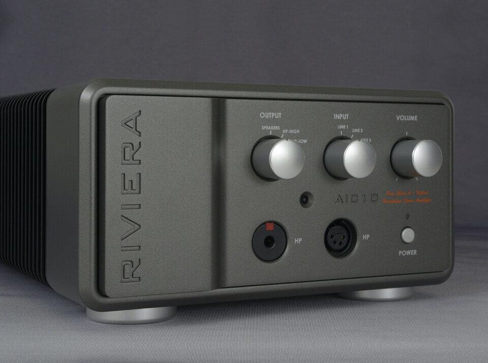 Интегральник Riviera AIC10-Bal: гибридная конструкция класса А с нулевой обратной связью