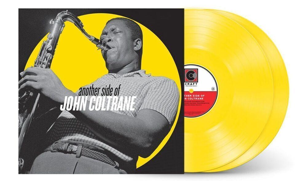 Сборник музыки звезд джаза с участием Джона Колтрейна «Another side of John Coltrane» появится в портфолио Craft Recordings