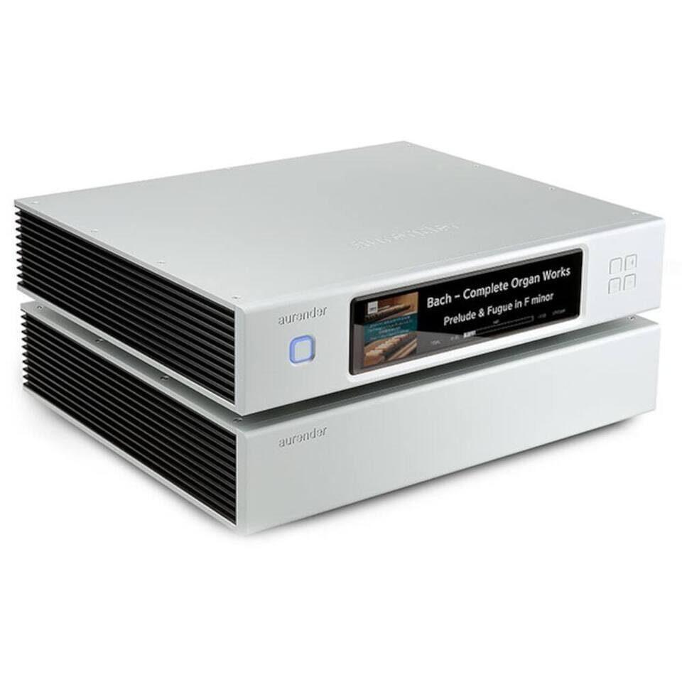 Aurender N30SA: кеширующий музыкальный сервер-стример за 2,5 миллиона