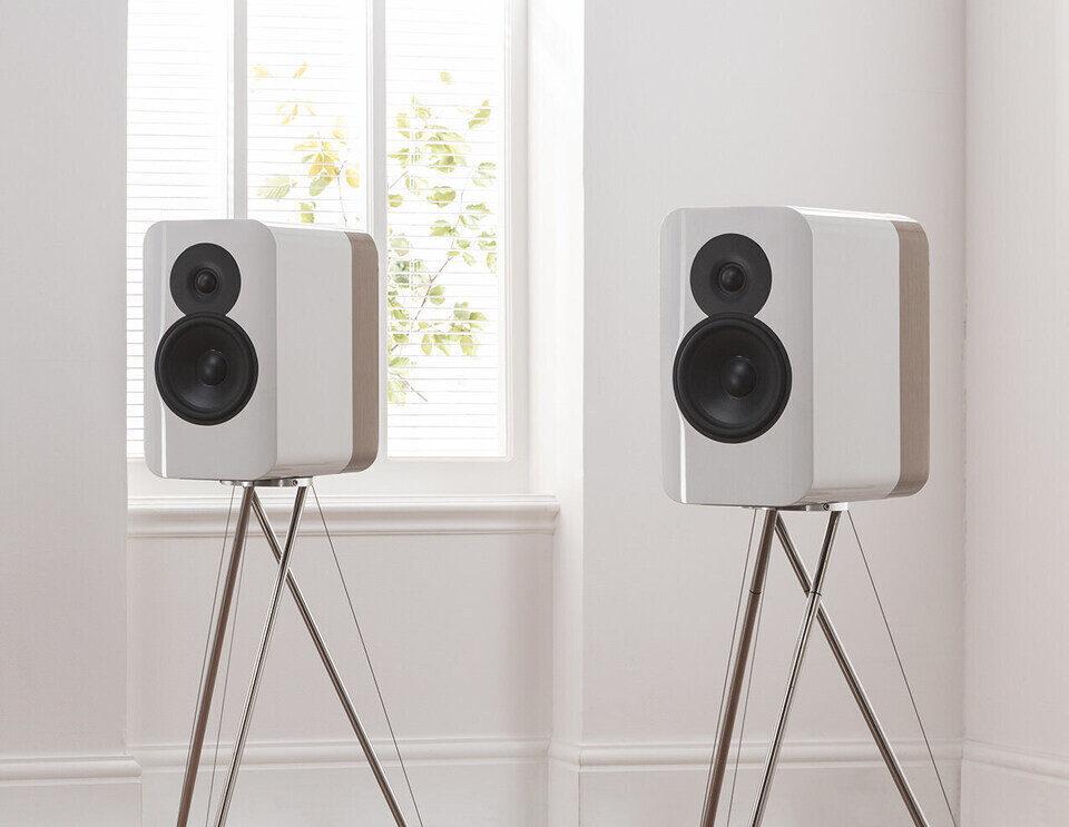 Hi-Fi & High End Show 2021: все в белом от Q Acoustics, SVS, Music Hall и Lyngdorf