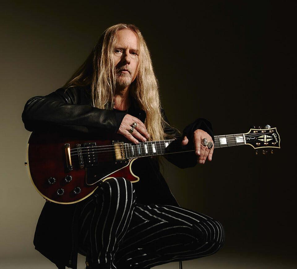 В коллекции гитар Gibson Murphy Lab появился подписной Les Paul «Wino» Джерри Кантрелла из Alice in Chains