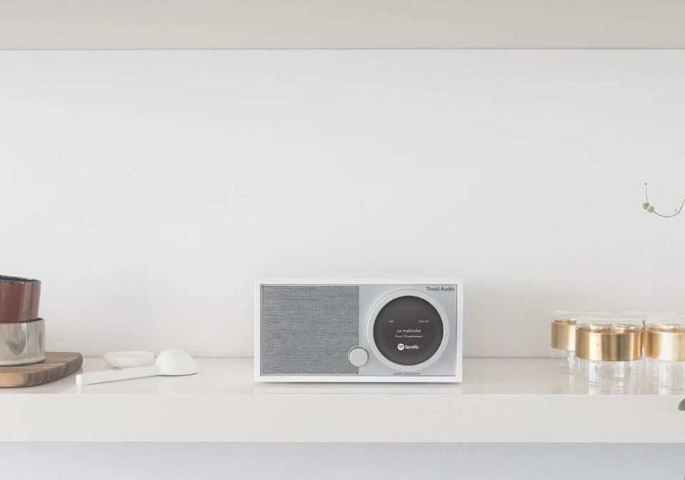 Аудиосистемы Tivoli Audio Music System Home и Model One Digital версий Gen 2: дизайн середины 20-го, функционал — 21-го века