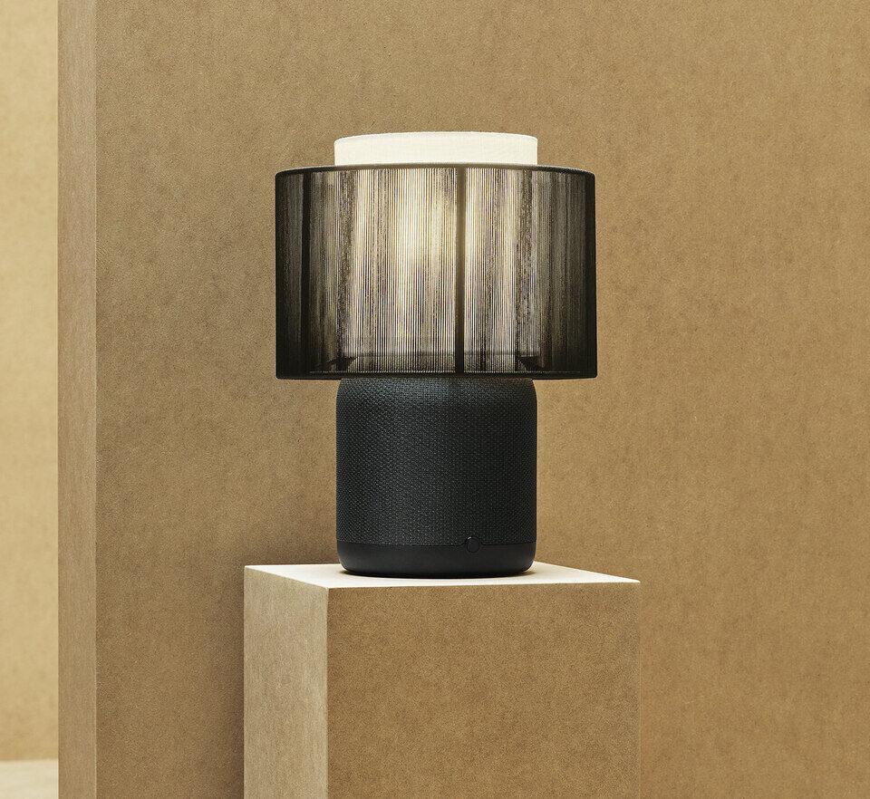 Лампу-колонку Symfonisk от Ikea и Sonos представили официально