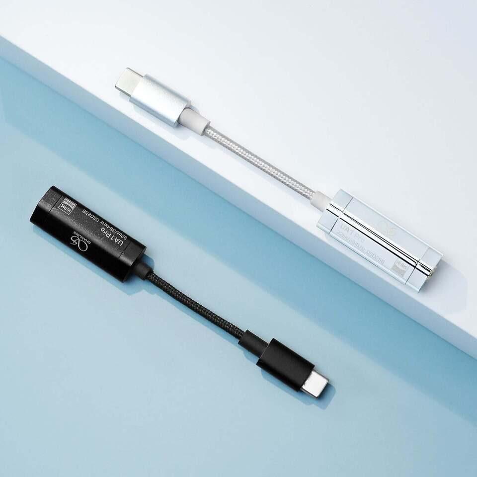 USB-ЦАП Shanling UA1 Pro: два варианта дизайна и ЦАП ESS ES9219C